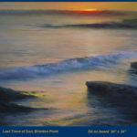 Last Trace of Sun, Brenton Point