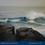 Breaking Waves, Ocean Drive
