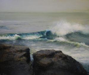 Breaking Waves Ocean Drive