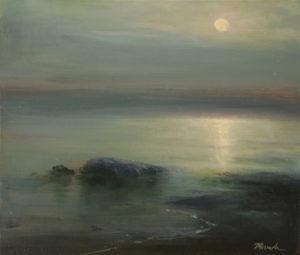 June Moon Cliff Walk