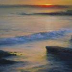 Last Trace of Sun Brenton Point