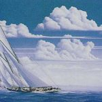 Sailing Yacht 1876