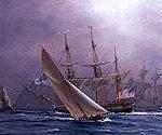 America's Fledgling Navy, 1800